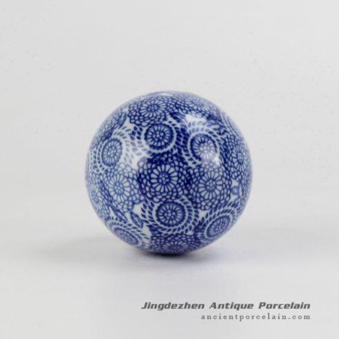 RYPU23-C_Blue and White Cearmic Ball