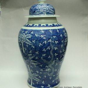RYWD05_oriental decorative ceramic jar