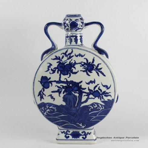 RYJF49_Blue White chinese porcelain vase