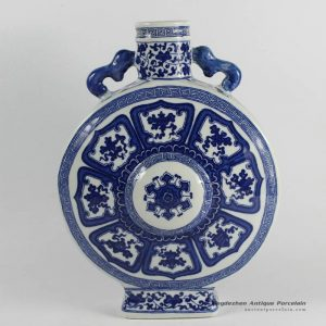 RYJF51_Blue White chinese porcelain vase