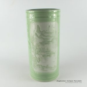 RYNT22_celadon ceramic vase
