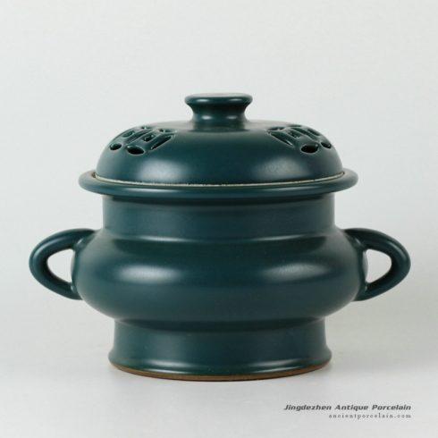 RYPM26_Ceramic Chinese incense burner