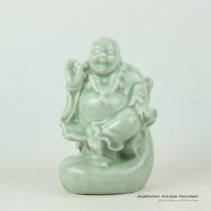 RYXP18_Jingdezhen ceramic buddha figurine