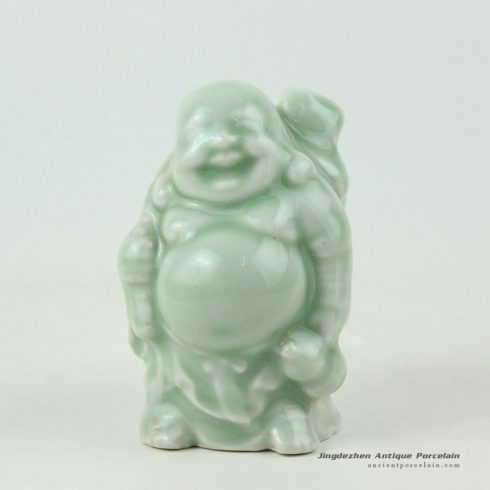 RYXP19_Jingdezhen ceramic buddha figurine