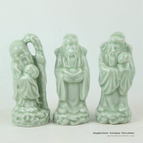 RYXP20_Jingdezhen ceramic buddha figurine