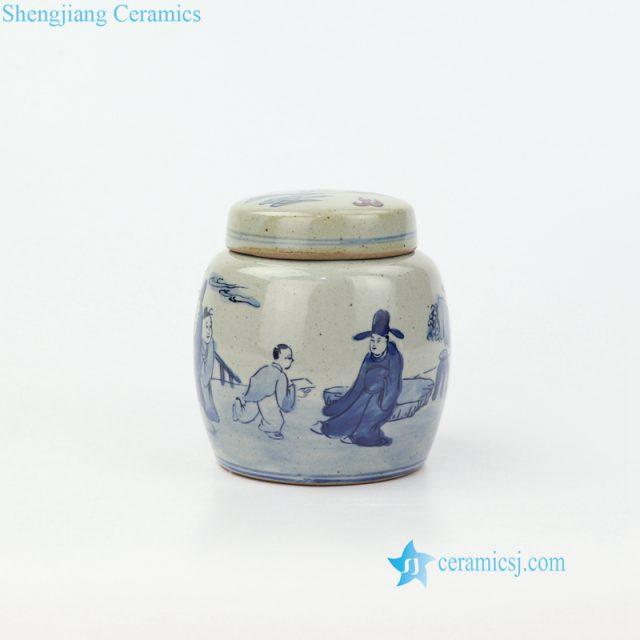 ceramic mini jar