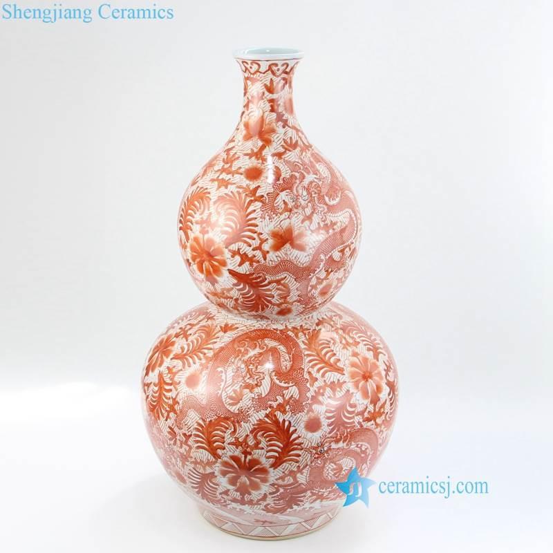gourd shape vase