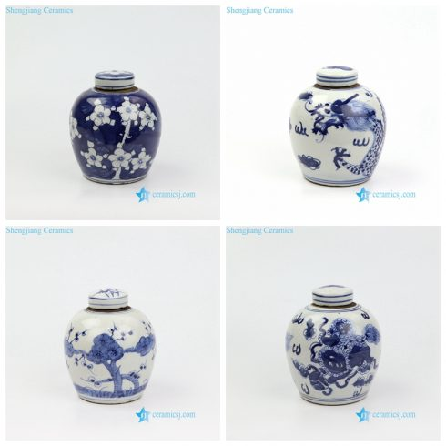 mini ceramic jar