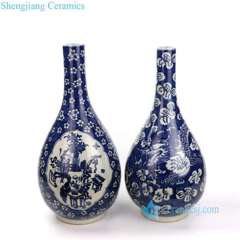 china ancient porcelain vase