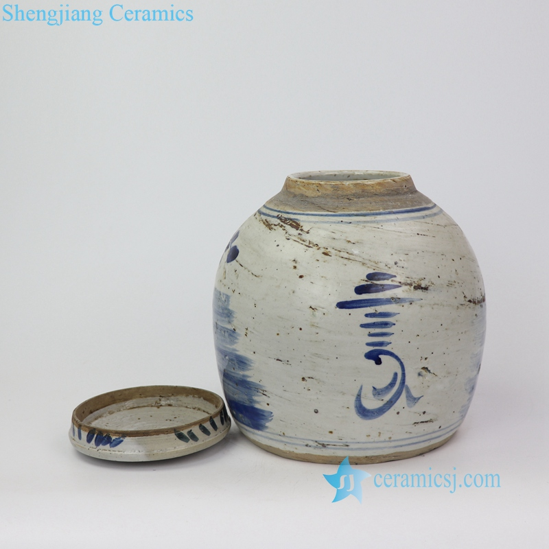china antique porcelain jar