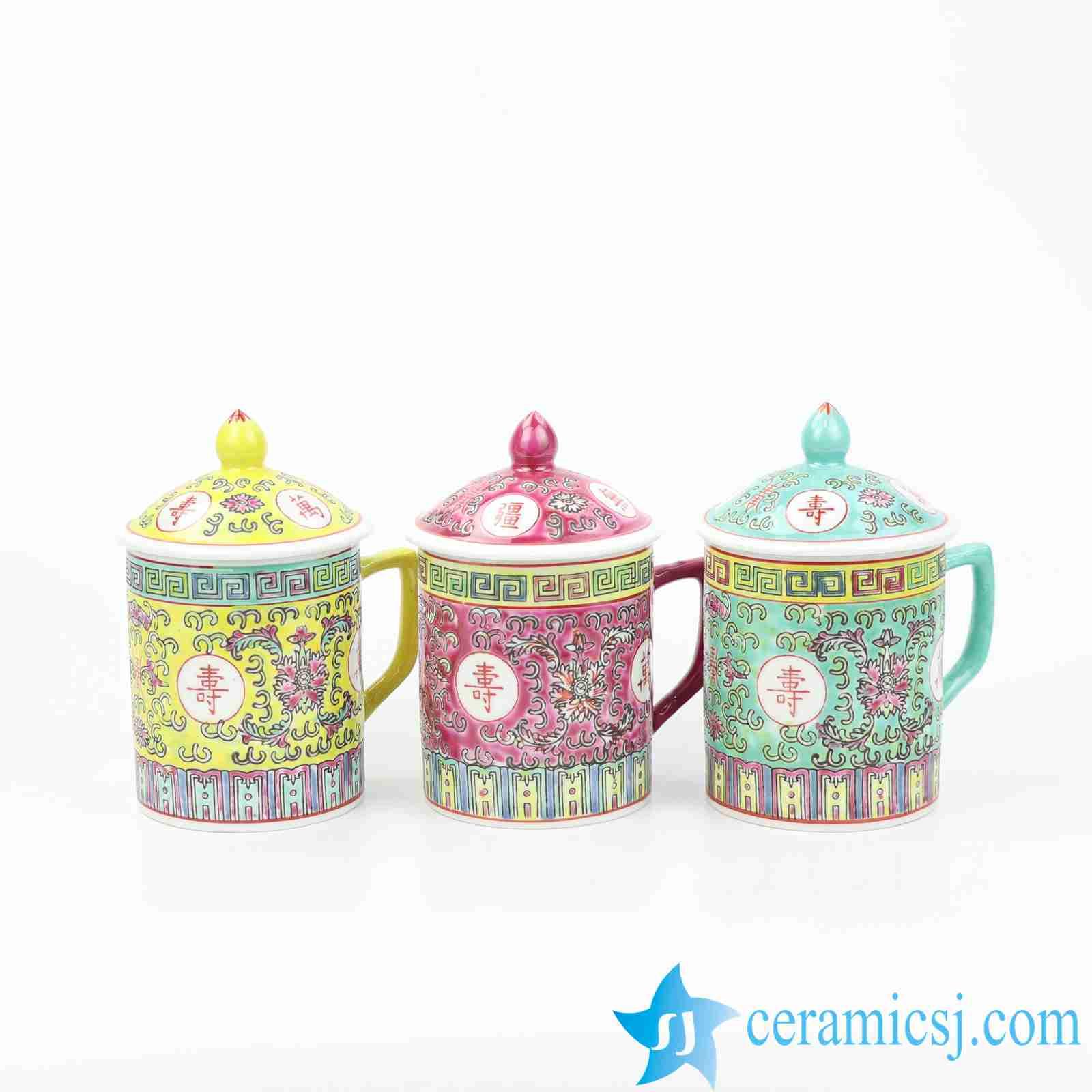 longevity teacup