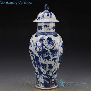 Traditional archaiz tree porcelain ginger VAT