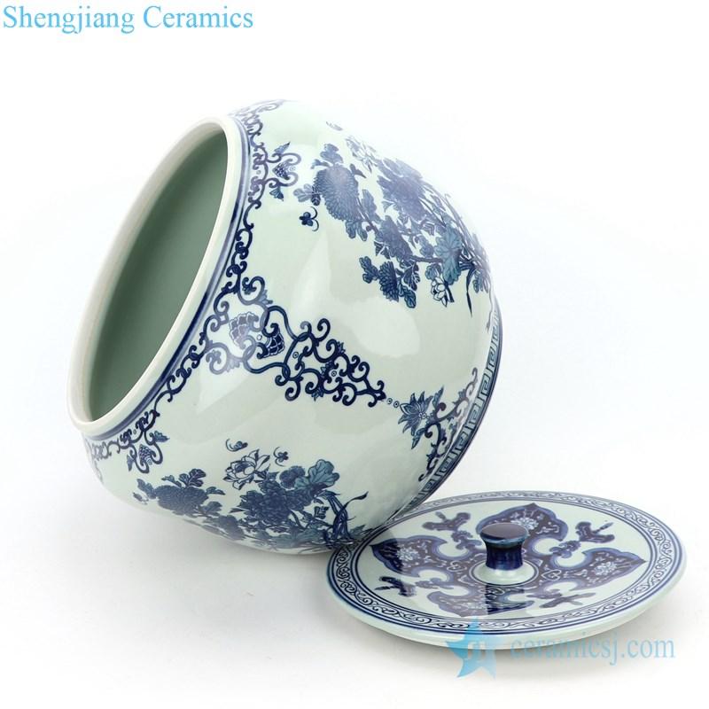 popular ceramic tea jar