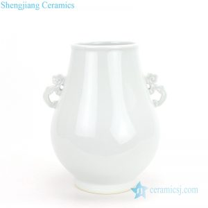 Simple and fresh family decorative ceramic vase