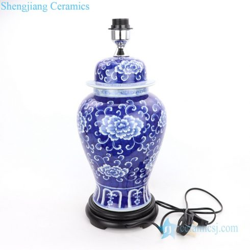 shengjiang wholesale ceramic lamp