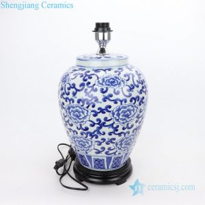 classical elegant ceramic lamp