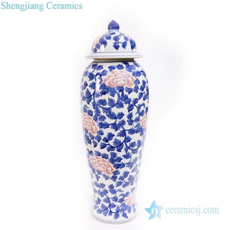 pure hand antique wax gourd jar