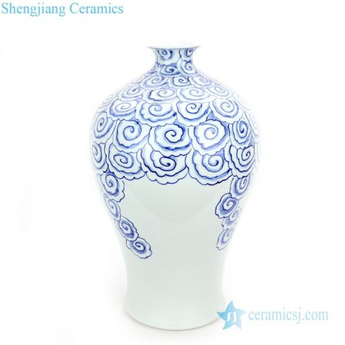 special pattern ceramic vase