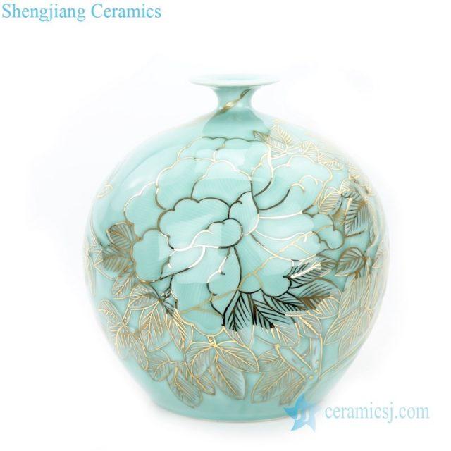 pure hand decorative pomegranate vase