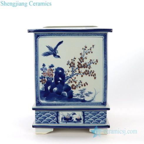 remarkable ceramic flower pot