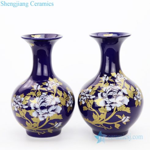 Asian style high quality vase